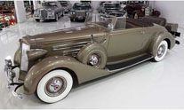 1937 Packard Twelve Roadster