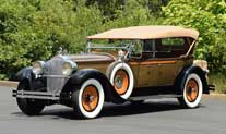1928 Packard Eight Phaeton