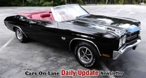 1970 Chevelle SS LS6 Convertible