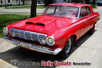 1963 Dodge 330 Factory Lightweight