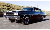 1970 Chevelle SS LS6 454