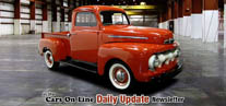 1951 Ford F1 Deluxe Pickup
