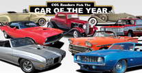 Vote for 2017 CAR of the YEAR