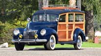 1939 Ford Woody Wagon