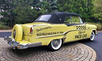 1954 Dodge Royal Convertible