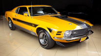 Mustang Mach 1 Twister Special