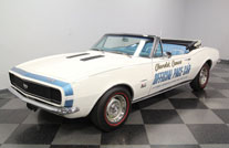 1967 Camaro Indy Pace Car Convertible