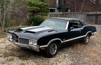Real 1970 Olds 442 W-30