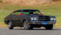 1970 Chevelle SS LS6 454 Hardtop