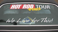 2012 Hot Rod Power Tour