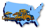 Auto Transport in the USA