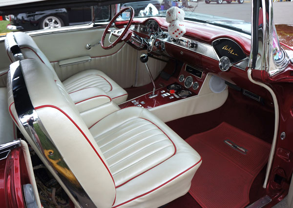 1956 Chevy Bel Air 2-Dr Convertible