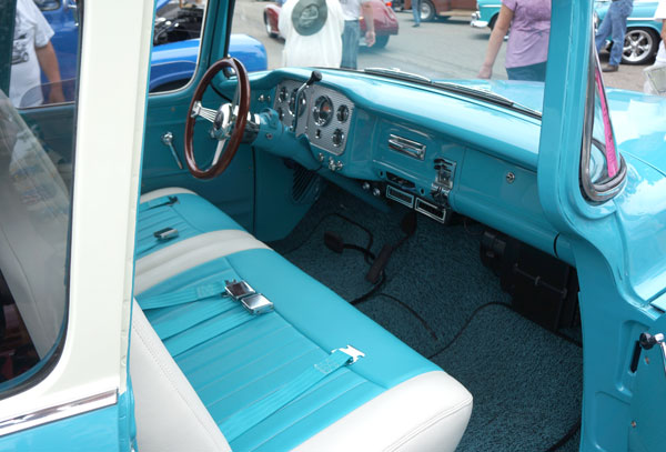 Chevy Muscle Cars >> 1956 GMC 100 Extended Cab Pickup