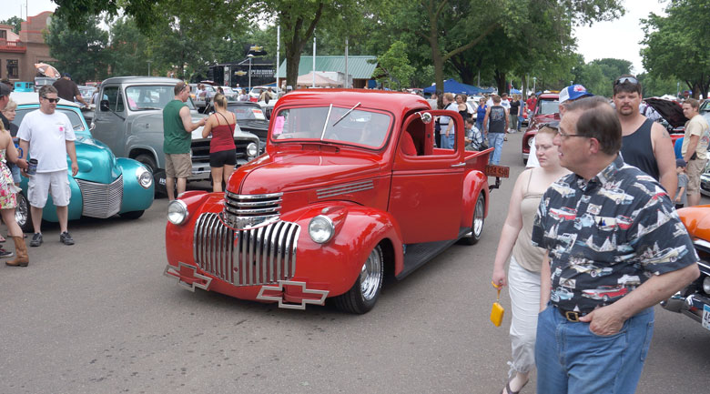 MSRA's BACK TO THE 50's Weekend