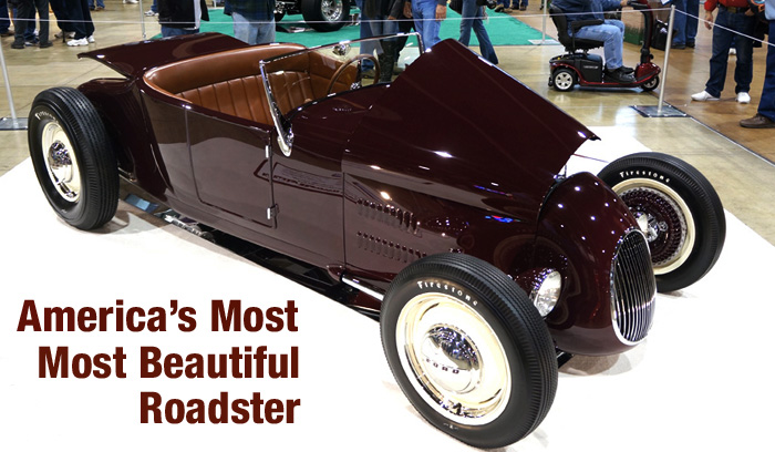 Prestigious Roadster Award is Announced at Grand National
