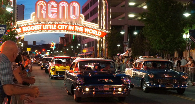 Hot August Nights - Hot august nights car show reno nevada