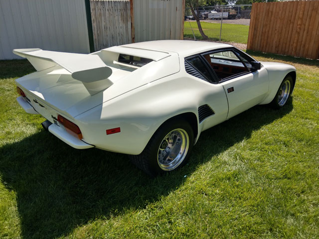 Ford Pantera For Sale >> Detomaso Pantera Gt 5 S