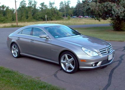 2006 mercedes benz cls55 amg for 2006 mercedes benz cls55 amg