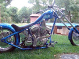 2005 Custom Chromed Chopper