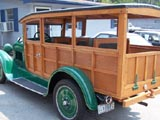 1926 Dodge Brothers Huckster Woodie
