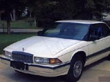 1990 Buick Regal Limited Coupe