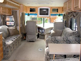 2005 Sportscoach  Cross Country RV