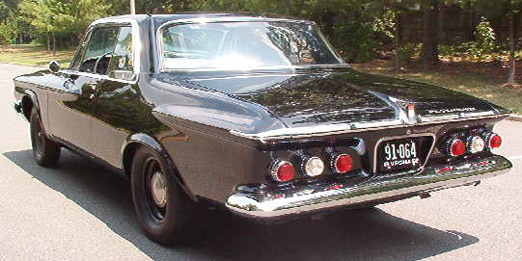 62 Plymouth Sport Fury for Sale