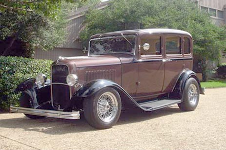 1932 ford 4 door sedan for 1932 chevrolet 4 door sedan