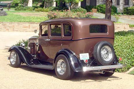 1932 ford 4 door sedan for 1932 ford four door