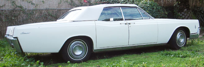 1966 lincoln continental convertible. Black Bedroom Furniture Sets. Home Design Ideas