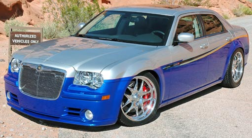 2006 Chrysler 300C Prototype