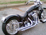 2007 Custom Softail
