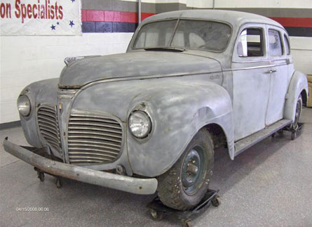 1941 plymouth special deluxe for 1941 plymouth deluxe 4 door