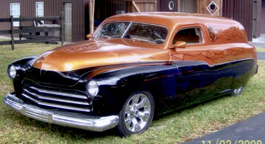 1949 Mercury Sedan Delivery