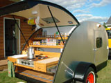 1946 Teardrop Replica Camper