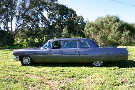 1964 Cadillac  Fleetwood 75 Series