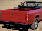 1990 Dodge Dakota Factory Convertible