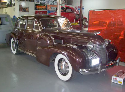 1939 Cadillac  Sixty Special