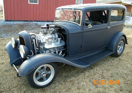 1932 Ford Blown  Hot Rod
