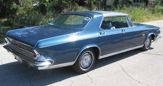 1964 chrysler new yorker salon