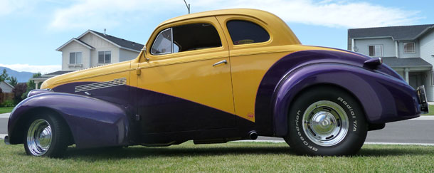 1939 Chevy Business Coupe