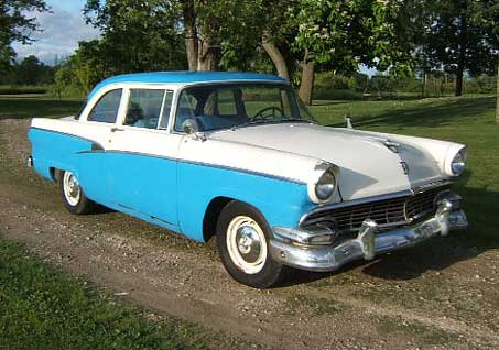 1956 ford customline for 1956 ford customline 2 door hardtop
