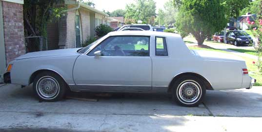 1982 Buick Regal