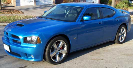 2008 Dodge Charger Superbee SRT8