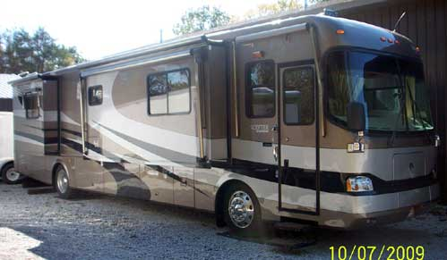 2004 Holiday Rambler Scepter Motorhome