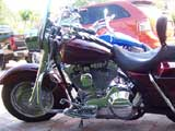 2002 Harley Road King  Screaming Eagle