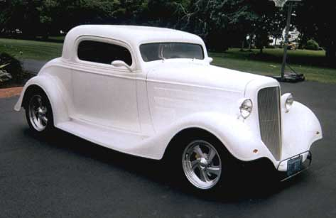 1935 Chevy Street Rod