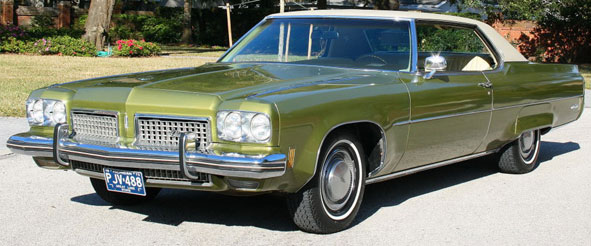 1973 Oldsmobile 98 LS Coupe