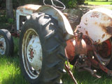 1955 Ford  Model 600 Tractor