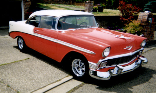 1956 Chevrolet For Sale By Owner | Autos Post